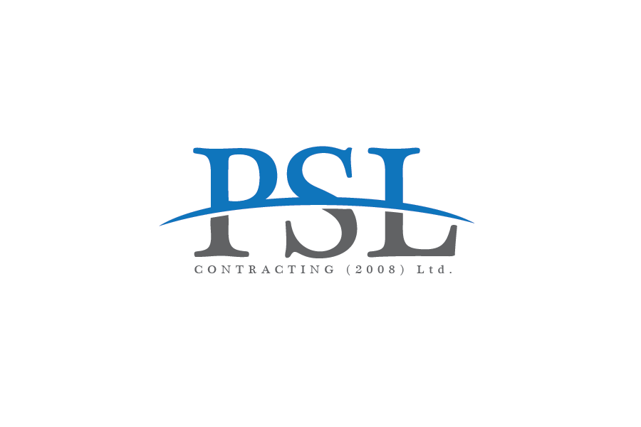Logo Design by Private User - Entry No. 59 in the Logo Design Contest PSL Contracting (2008) Ltd. Logo Design.
