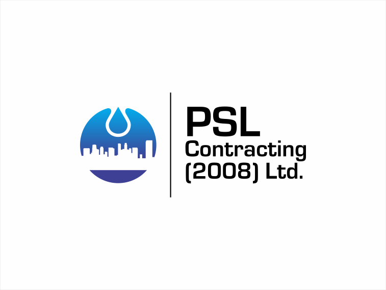 Logo Design by sihanss - Entry No. 60 in the Logo Design Contest PSL Contracting (2008) Ltd. Logo Design.