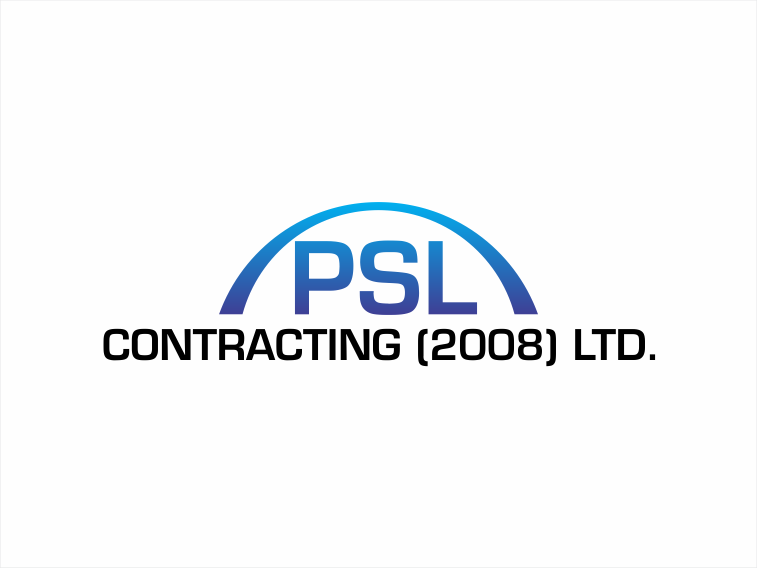 Logo Design by sihanss - Entry No. 62 in the Logo Design Contest PSL Contracting (2008) Ltd. Logo Design.