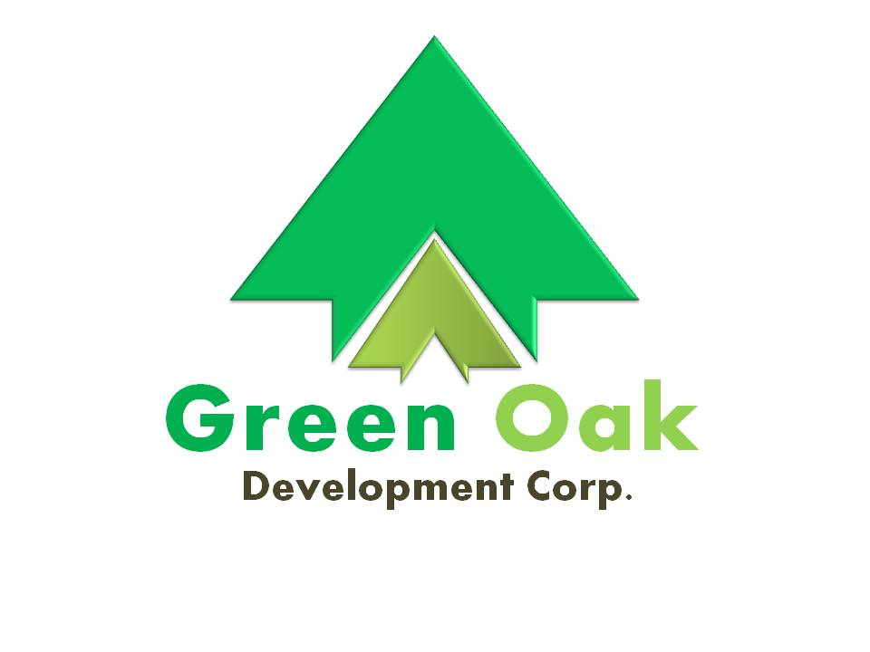 Logo Design by Private User - Entry No. 27 in the Logo Design Contest Unique Logo Design Wanted for Green Oak Development Corp..
