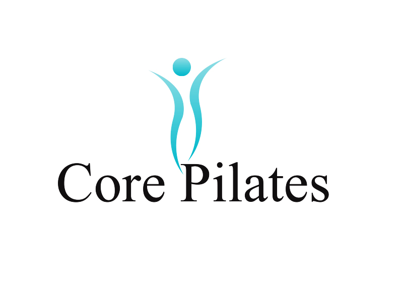 Logo Design by Mythos Designs - Entry No. 41 in the Logo Design Contest Core Pilates Logo Design.