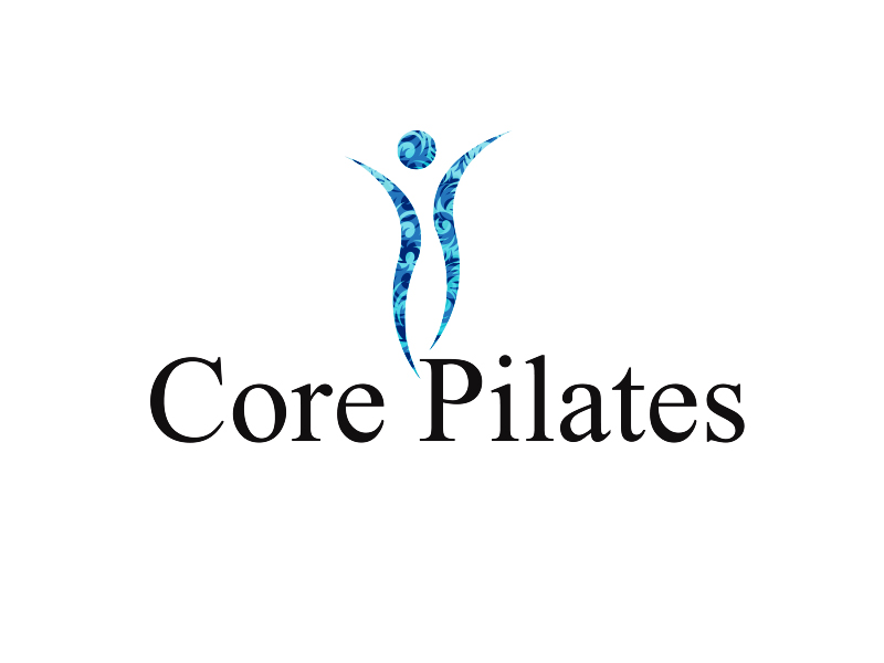 Logo Design by Mythos Designs - Entry No. 42 in the Logo Design Contest Core Pilates Logo Design.