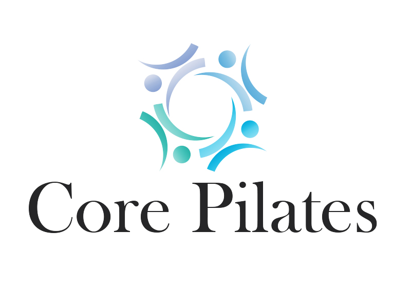 Logo Design by Mythos Designs - Entry No. 43 in the Logo Design Contest Core Pilates Logo Design.