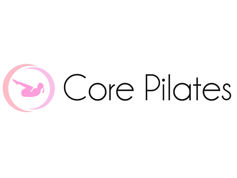 Logo Design by Mythos Designs - Entry No. 44 in the Logo Design Contest Core Pilates Logo Design.