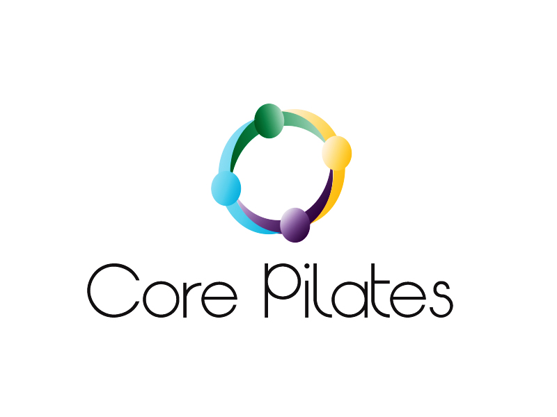 Logo Design by Mythos Designs - Entry No. 45 in the Logo Design Contest Core Pilates Logo Design.