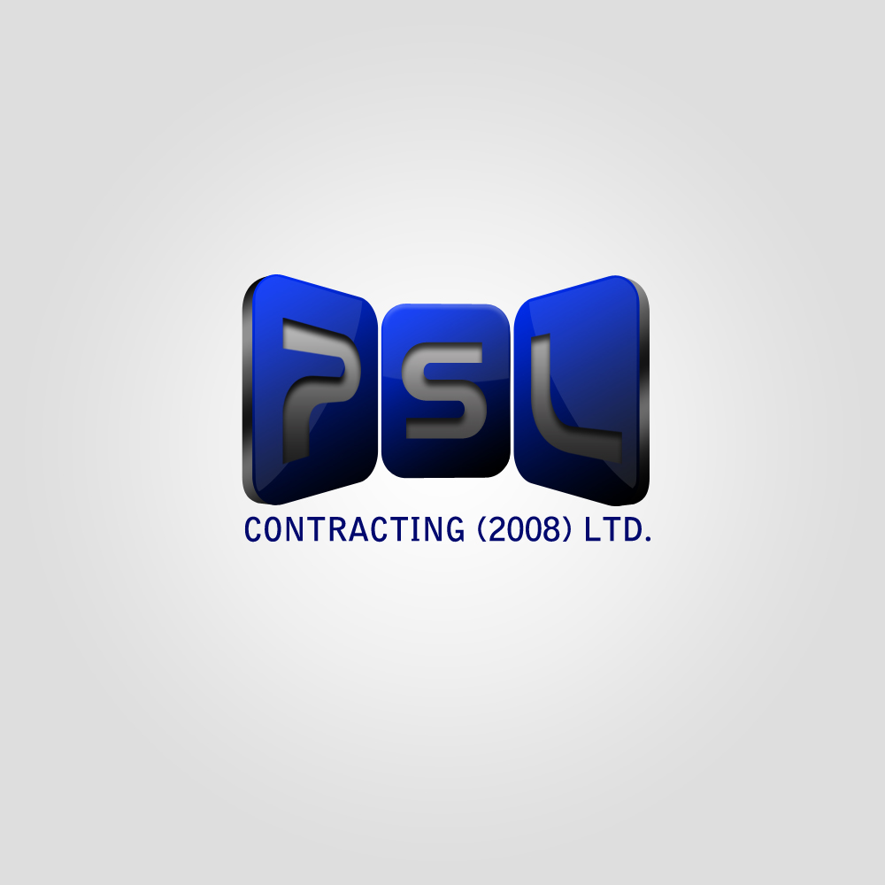 Logo Design by omARTist - Entry No. 64 in the Logo Design Contest PSL Contracting (2008) Ltd. Logo Design.