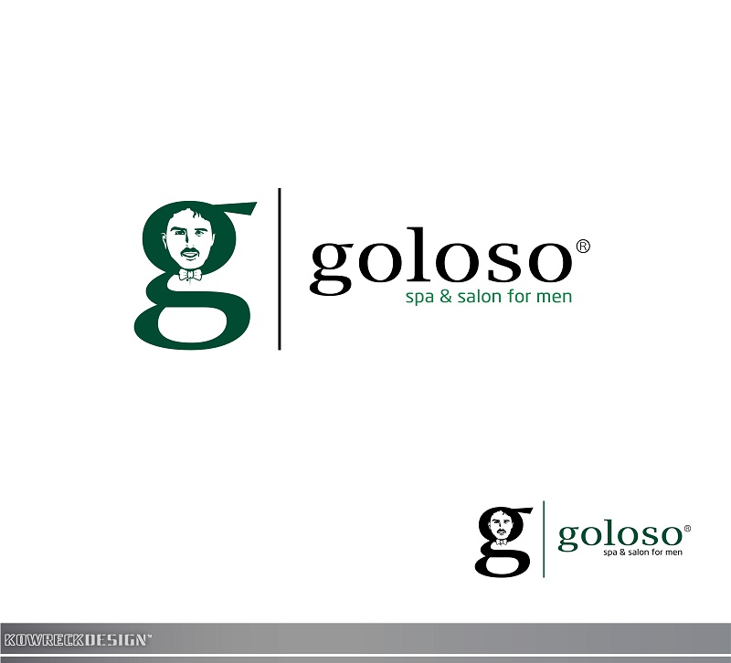 Logo Design by kowreck - Entry No. 208 in the Logo Design Contest Unique Logo Design Wanted for Goloso.