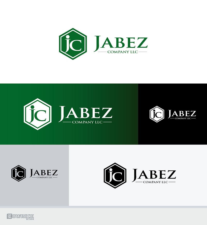 Logo Design by kowreck - Entry No. 175 in the Logo Design Contest New Logo Design for Jabez Compnay, LLC.