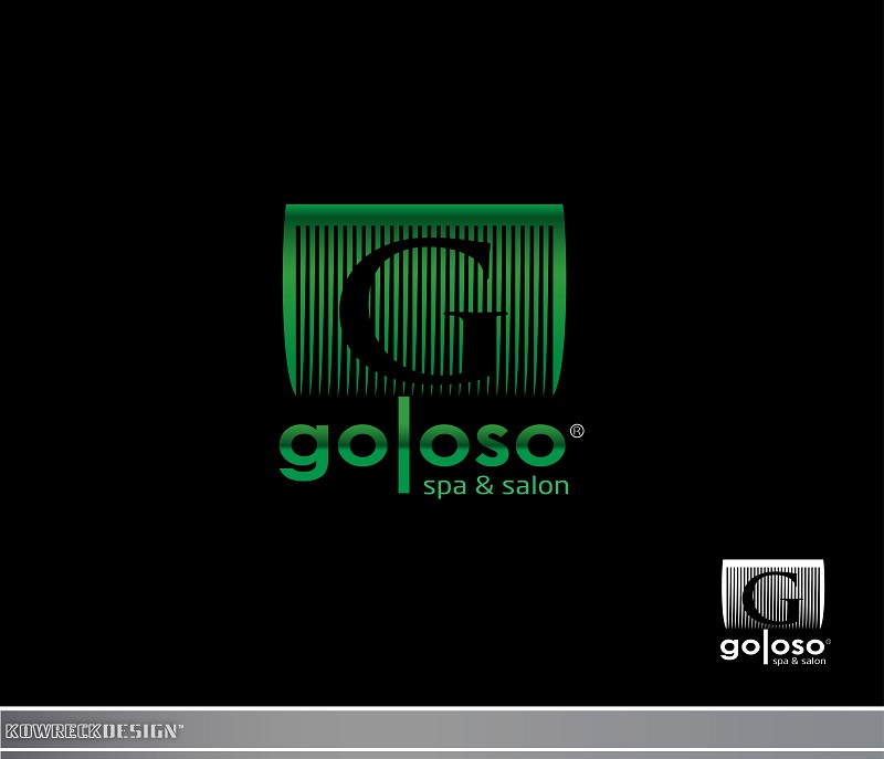Logo Design by kowreck - Entry No. 221 in the Logo Design Contest Unique Logo Design Wanted for Goloso.