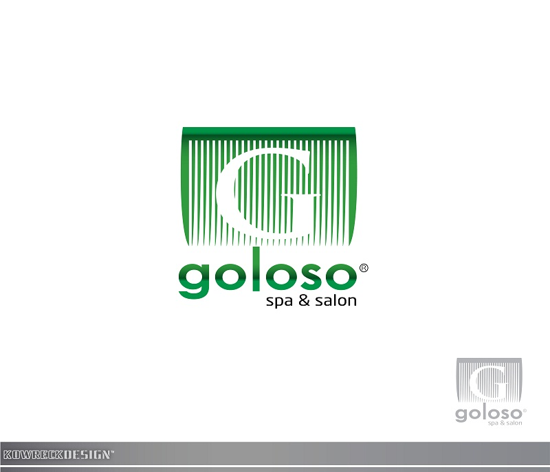 Logo Design by kowreck - Entry No. 222 in the Logo Design Contest Unique Logo Design Wanted for Goloso.