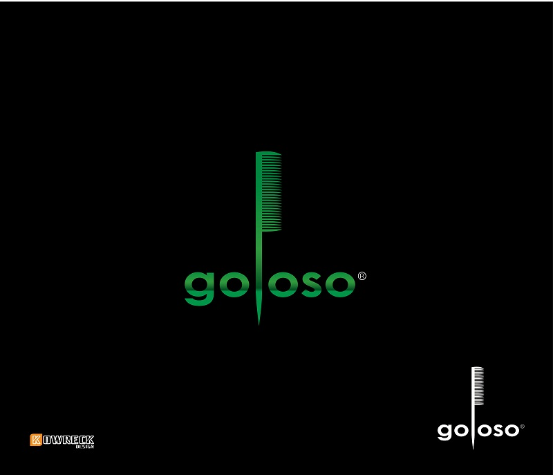 Logo Design by kowreck - Entry No. 226 in the Logo Design Contest Unique Logo Design Wanted for Goloso.