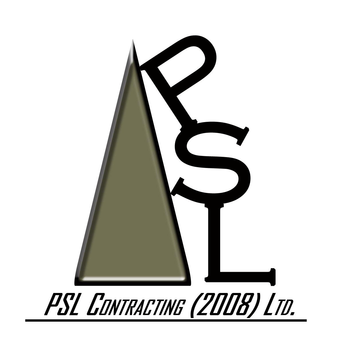 Logo Design by Moag - Entry No. 68 in the Logo Design Contest PSL Contracting (2008) Ltd. Logo Design.