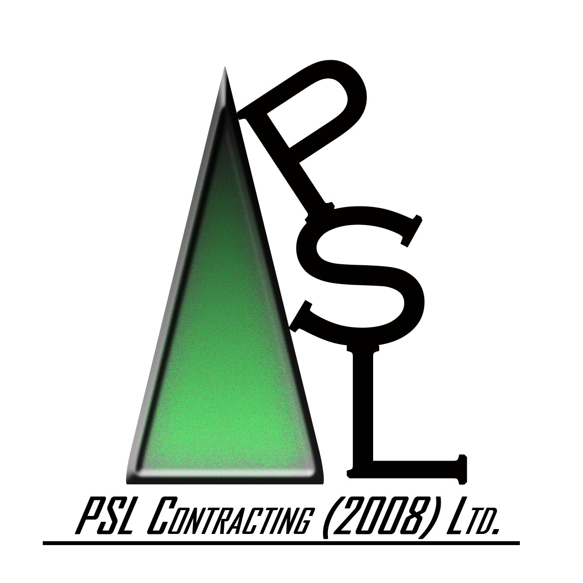 Logo Design by Moag - Entry No. 70 in the Logo Design Contest PSL Contracting (2008) Ltd. Logo Design.