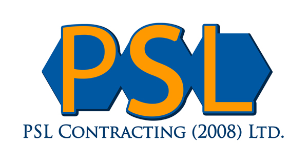 Logo Design by Private User - Entry No. 71 in the Logo Design Contest PSL Contracting (2008) Ltd. Logo Design.