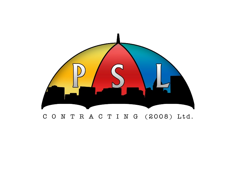 Logo Design by Juan_Kata - Entry No. 73 in the Logo Design Contest PSL Contracting (2008) Ltd. Logo Design.