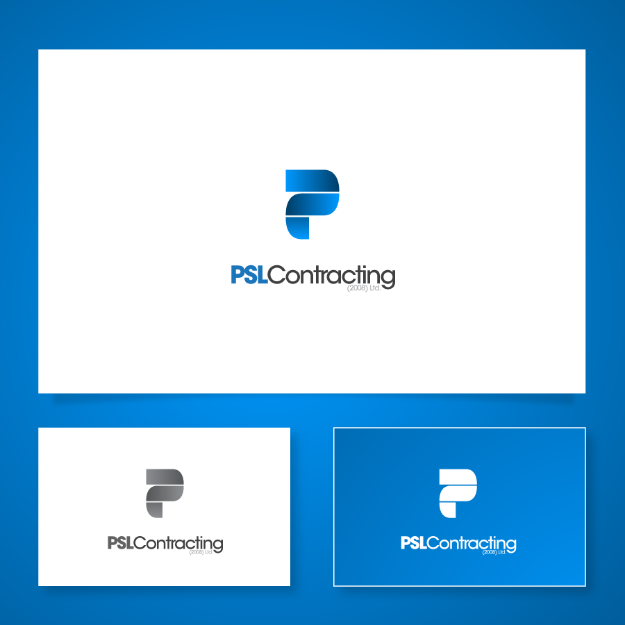 Logo Design by zesthar - Entry No. 74 in the Logo Design Contest PSL Contracting (2008) Ltd. Logo Design.