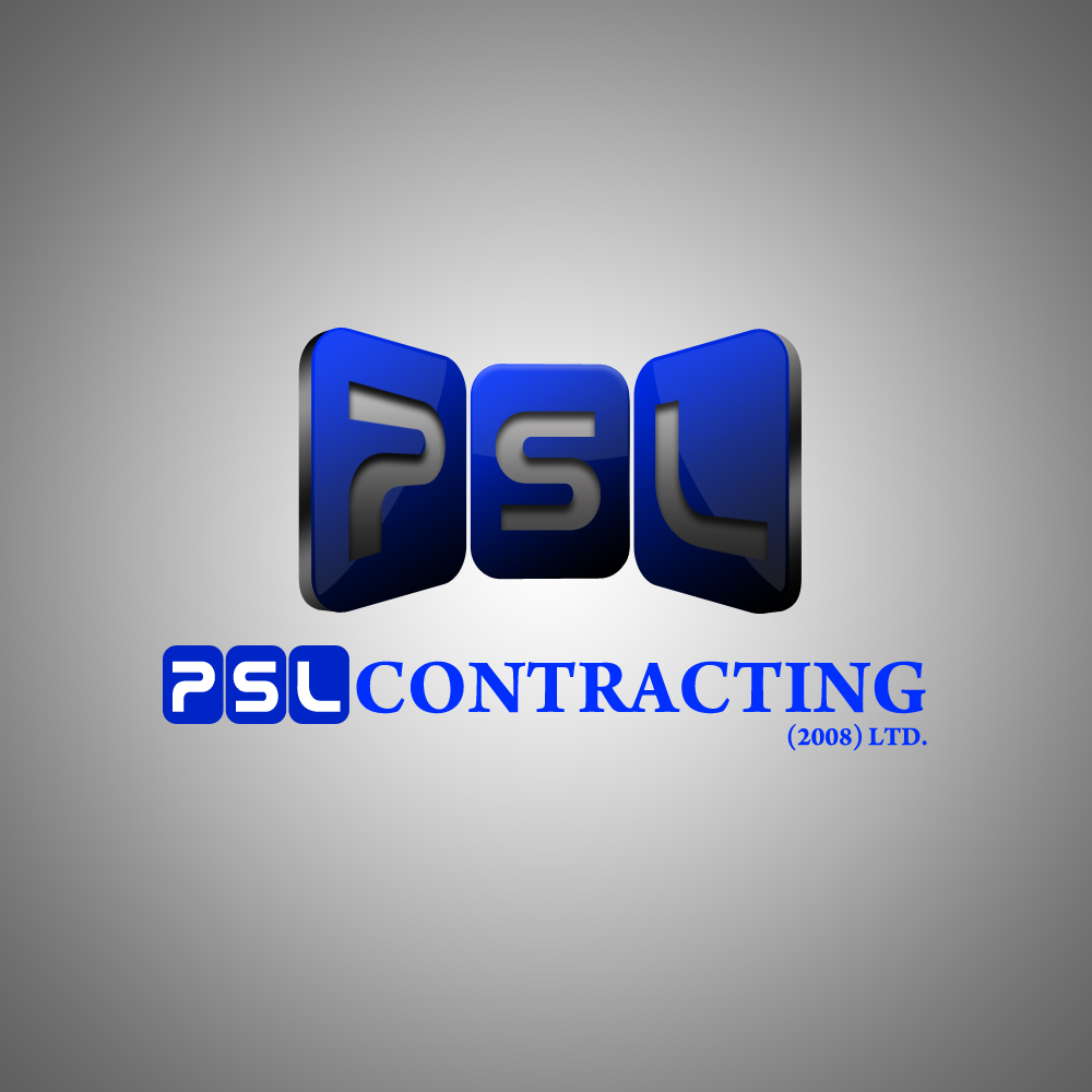 Logo Design by omARTist - Entry No. 75 in the Logo Design Contest PSL Contracting (2008) Ltd. Logo Design.