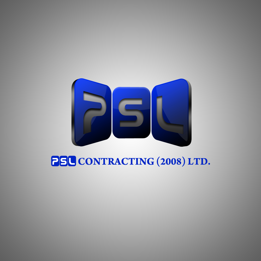 Logo Design by omARTist - Entry No. 76 in the Logo Design Contest PSL Contracting (2008) Ltd. Logo Design.