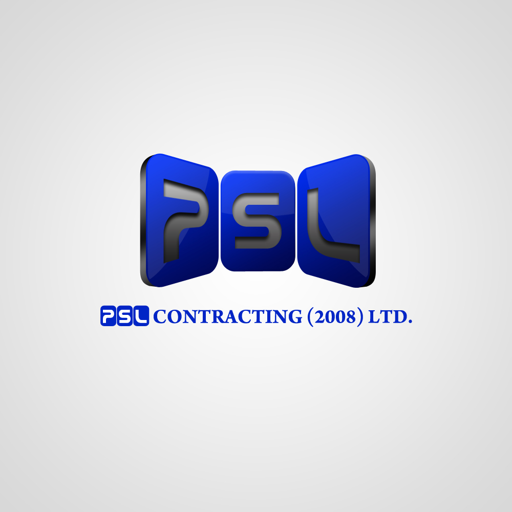 Logo Design by omARTist - Entry No. 77 in the Logo Design Contest PSL Contracting (2008) Ltd. Logo Design.