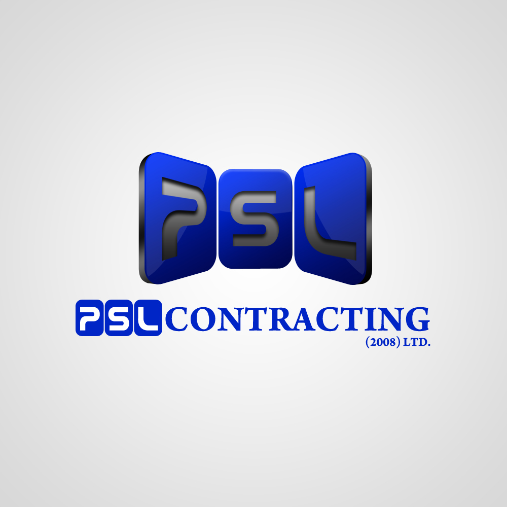 Logo Design by omARTist - Entry No. 78 in the Logo Design Contest PSL Contracting (2008) Ltd. Logo Design.