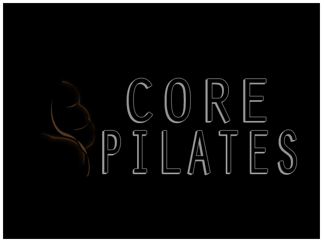 Logo Design by drunkman - Entry No. 50 in the Logo Design Contest Core Pilates Logo Design.