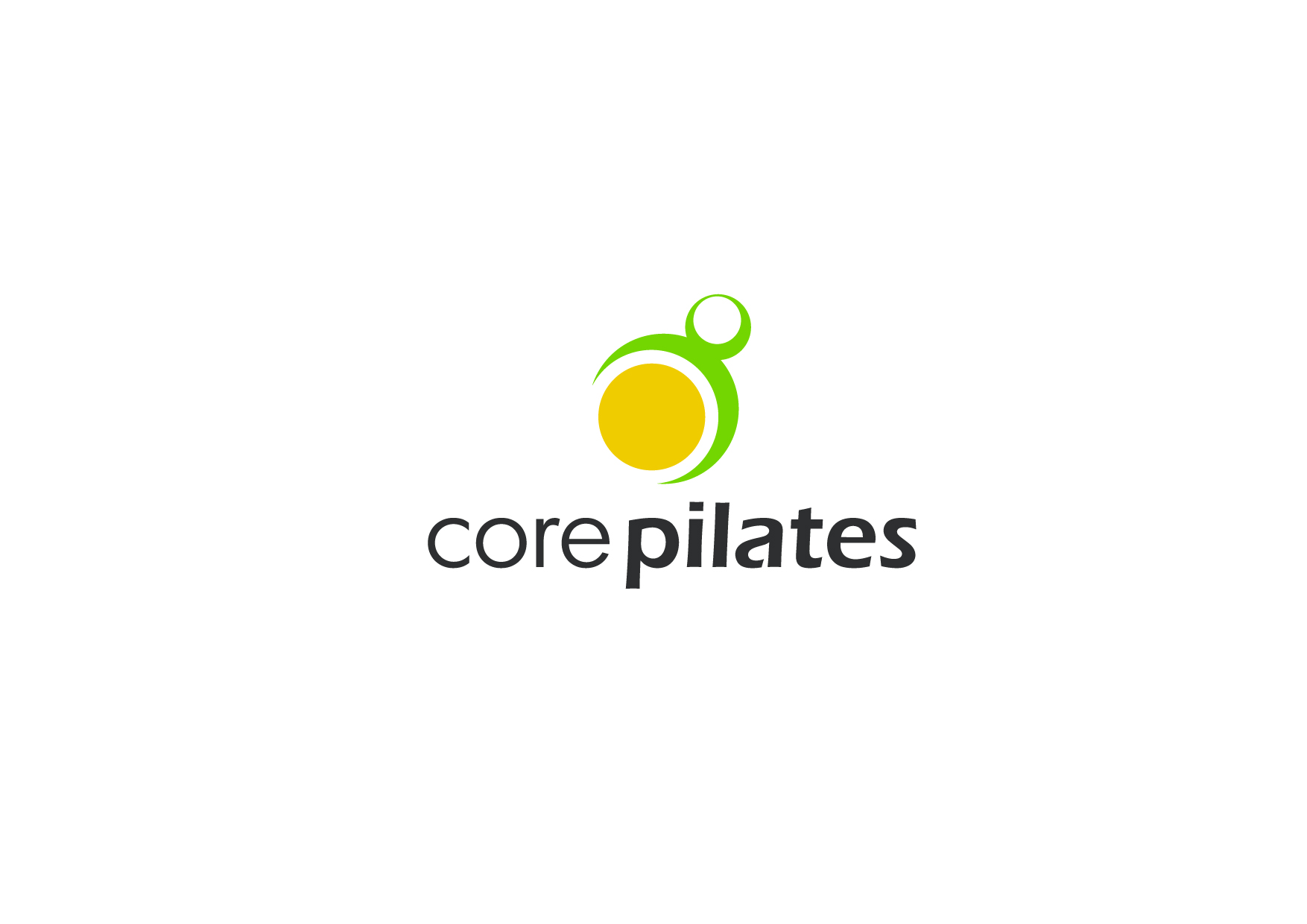 Logo Design by Osi Indra - Entry No. 52 in the Logo Design Contest Core Pilates Logo Design.
