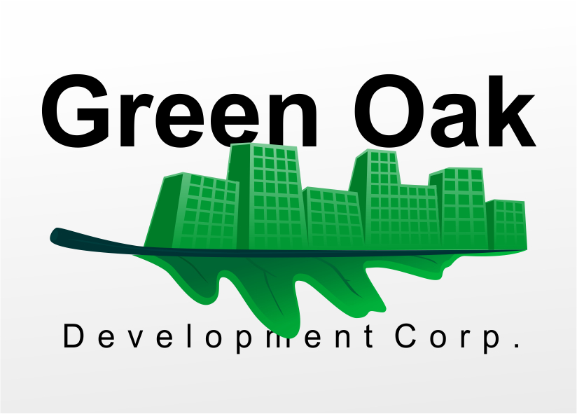 Logo Design by Mas an ibnu Zani Sutowo - Entry No. 42 in the Logo Design Contest Unique Logo Design Wanted for Green Oak Development Corp..