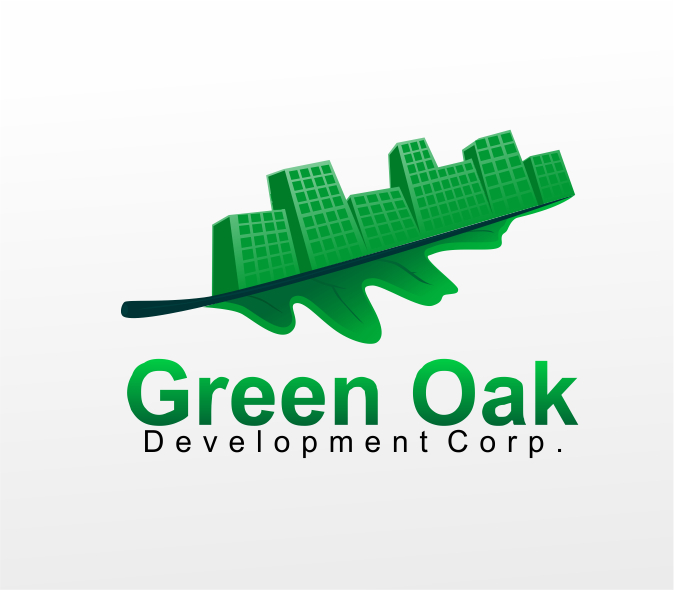 Logo Design by Mas an ibnu Zani Sutowo - Entry No. 43 in the Logo Design Contest Unique Logo Design Wanted for Green Oak Development Corp..