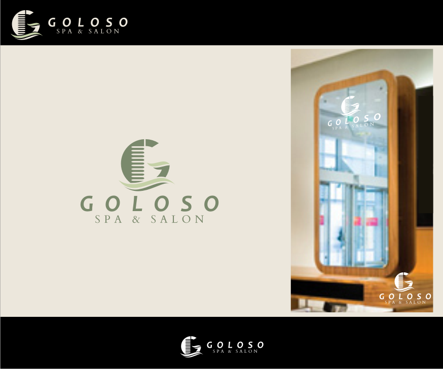 Logo Design by graphicleaf - Entry No. 249 in the Logo Design Contest Unique Logo Design Wanted for Goloso.