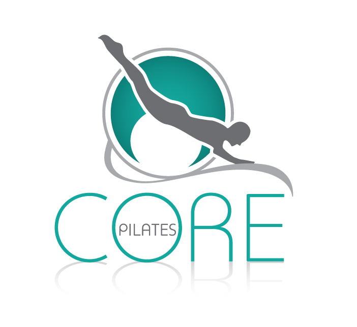 Logo Design by nausigeo - Entry No. 54 in the Logo Design Contest Core Pilates Logo Design.