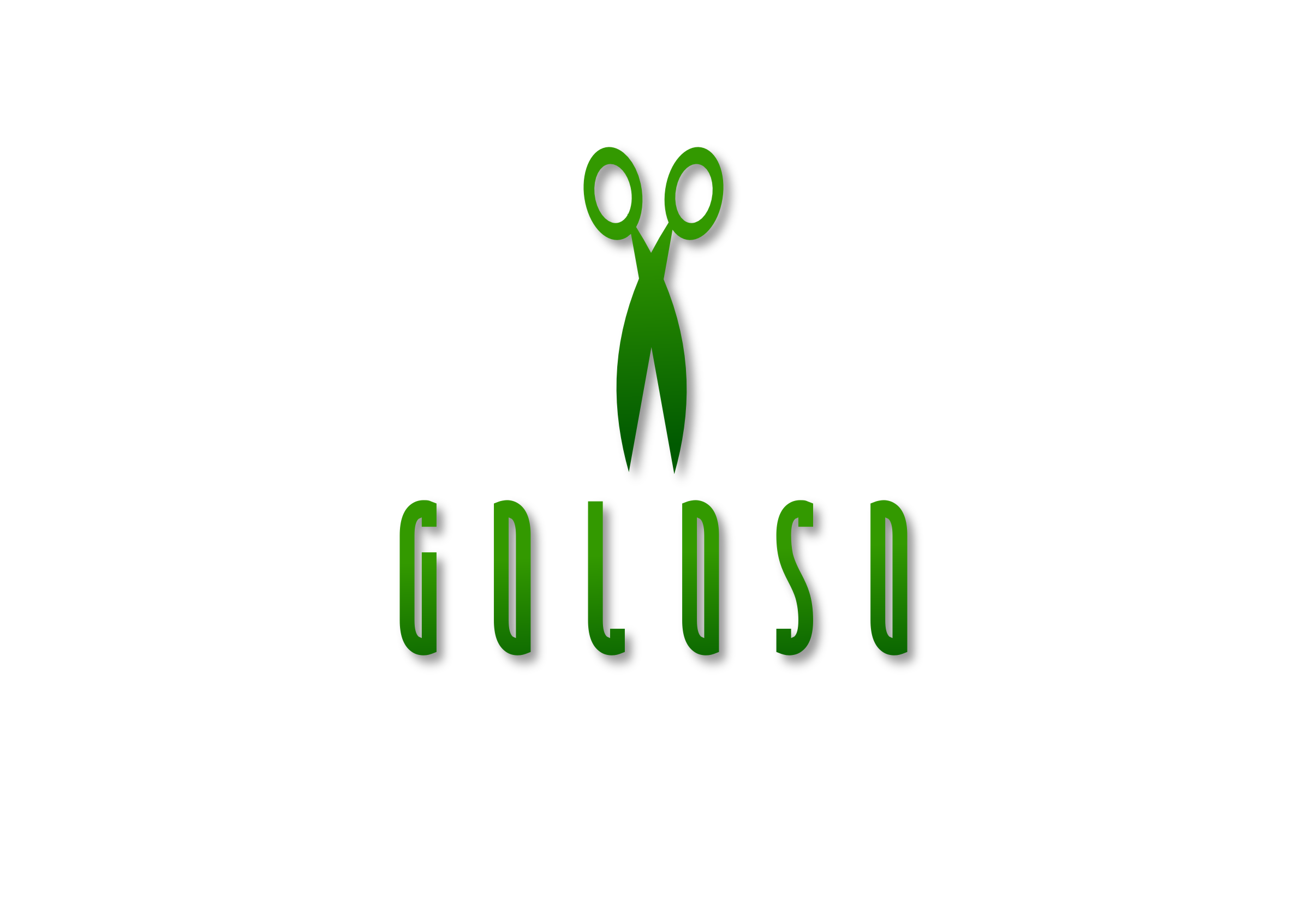 Logo Design by whoosef - Entry No. 270 in the Logo Design Contest Unique Logo Design Wanted for Goloso.