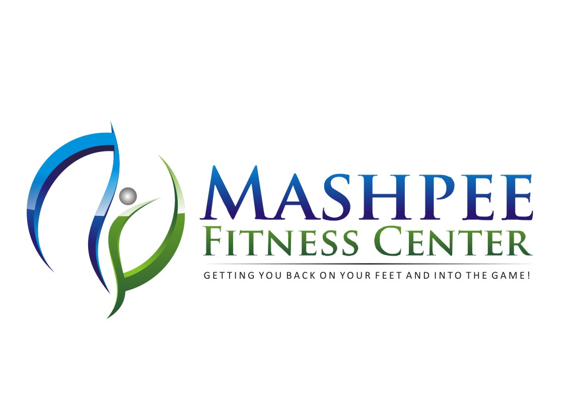 Logo Design by Reivan Ferdinan - Entry No. 95 in the Logo Design Contest New Logo Design for Mashpee Fitness Center.