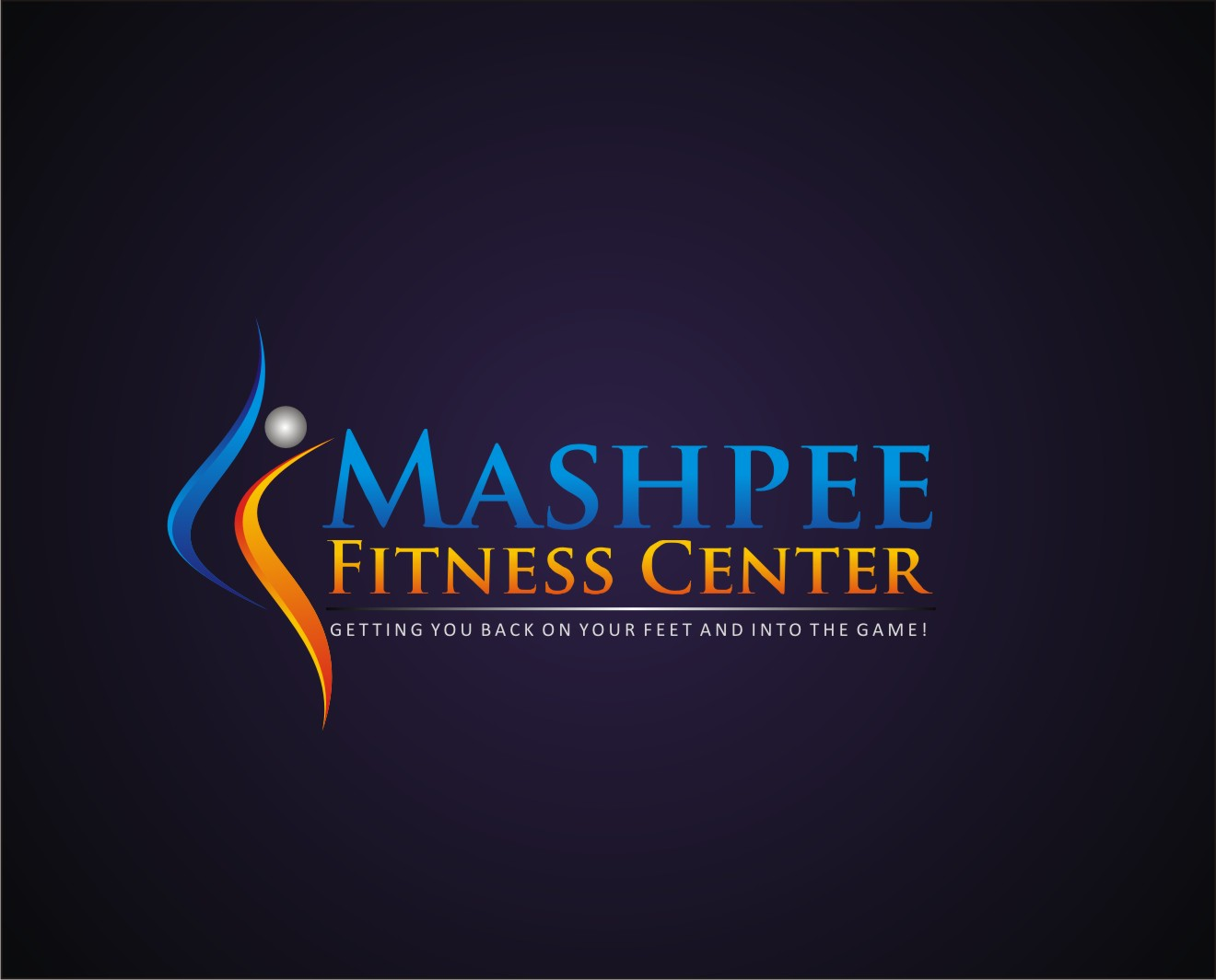 Logo Design by Reivan Ferdinan - Entry No. 96 in the Logo Design Contest New Logo Design for Mashpee Fitness Center.