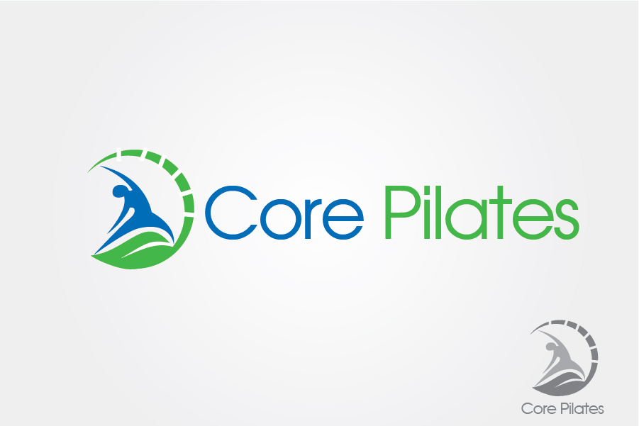 Logo Design by Hoang Chuong - Entry No. 62 in the Logo Design Contest Core Pilates Logo Design.