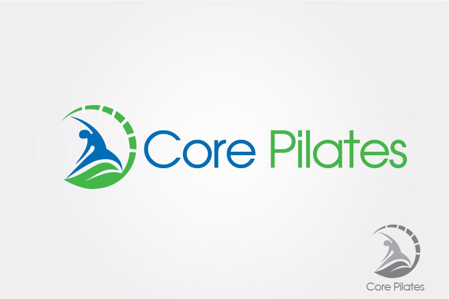 Logo Design by Hoang Chuong - Entry No. 62 in the Logo Design Contest Core Pilates Logo Design.