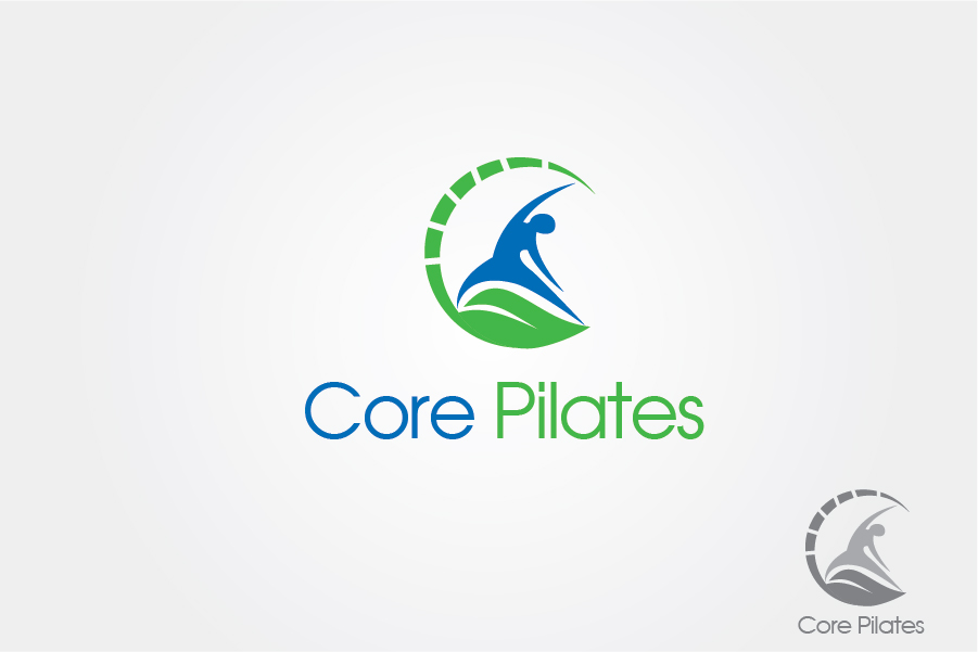 Logo Design by Hoang Chuong - Entry No. 63 in the Logo Design Contest Core Pilates Logo Design.