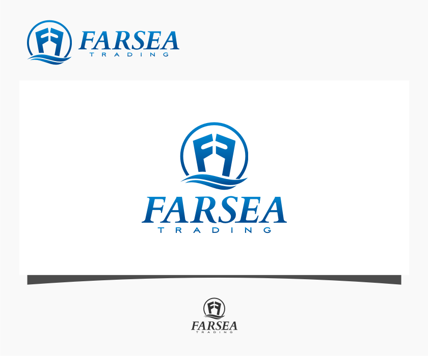 Logo Design by graphicleaf - Entry No. 77 in the Logo Design Contest Unique Logo Design Wanted for Farsea Trading.
