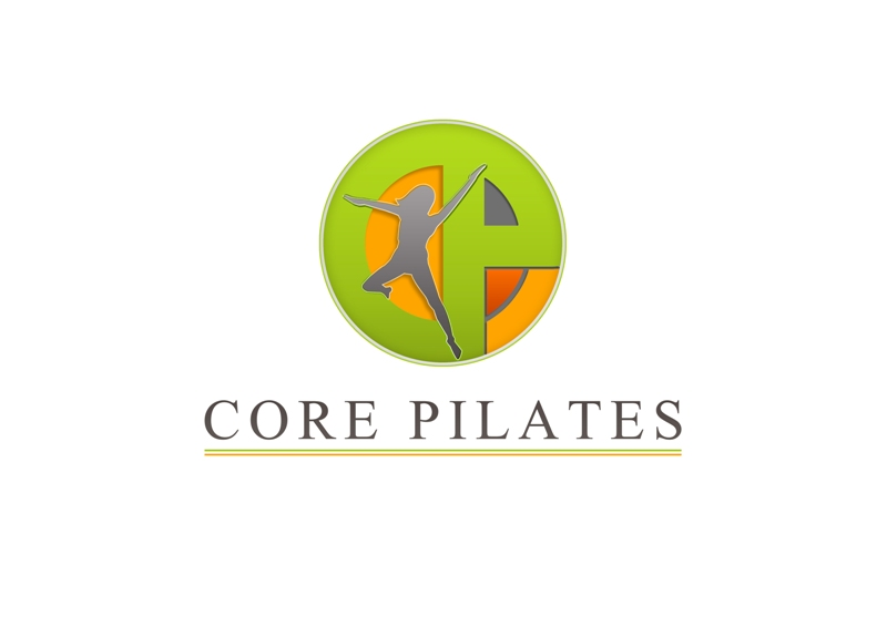 Logo Design by Juan_Kata - Entry No. 65 in the Logo Design Contest Core Pilates Logo Design.