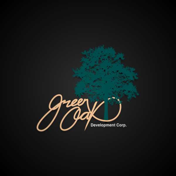 Logo Design by Private User - Entry No. 54 in the Logo Design Contest Unique Logo Design Wanted for Green Oak Development Corp..