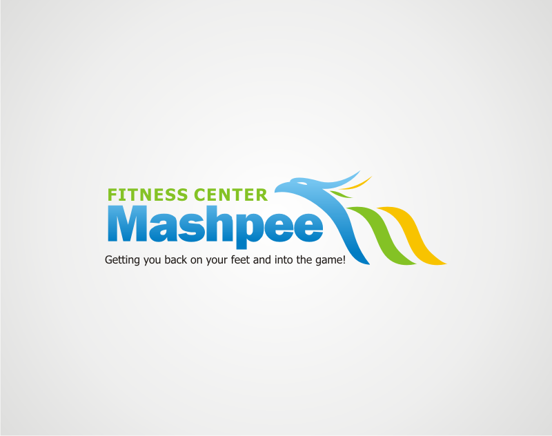 Logo Design by OriQ - Entry No. 103 in the Logo Design Contest New Logo Design for Mashpee Fitness Center.