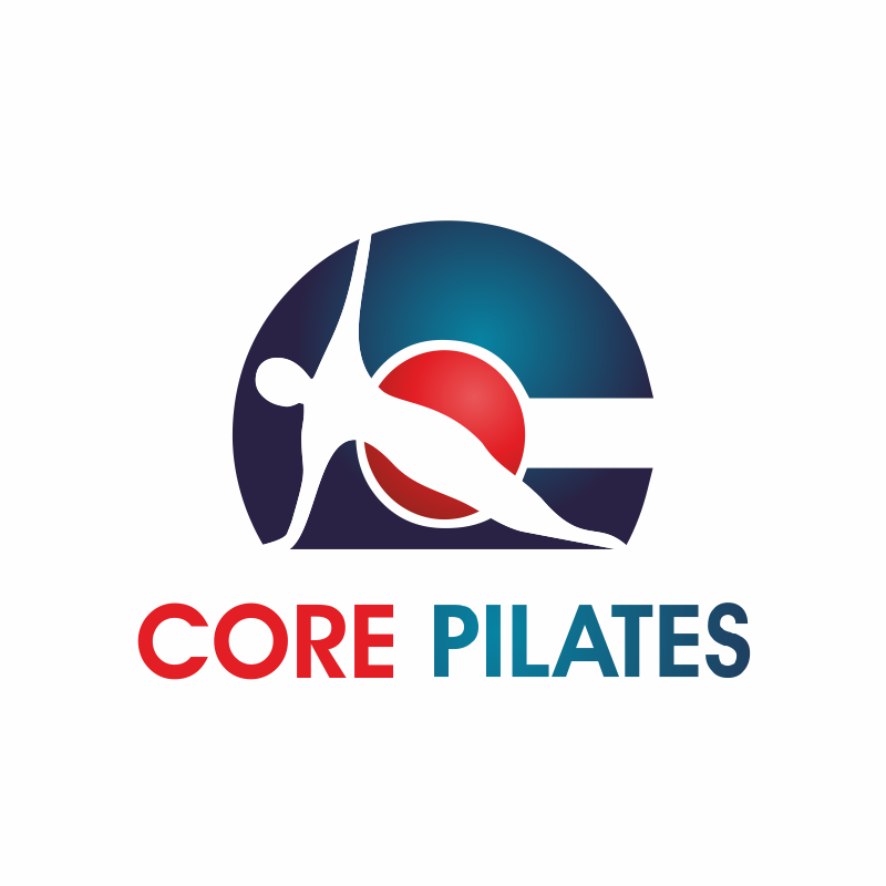 Logo Design by montoshlall - Entry No. 69 in the Logo Design Contest Core Pilates Logo Design.
