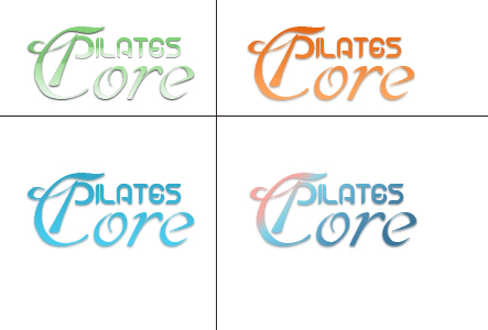 Logo Design by Anjali Mehta - Entry No. 70 in the Logo Design Contest Core Pilates Logo Design.