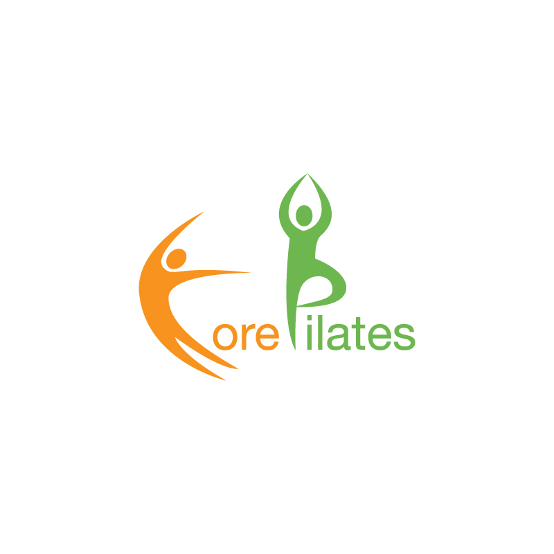 Logo Design by Subhodeep Roy - Entry No. 73 in the Logo Design Contest Core Pilates Logo Design.