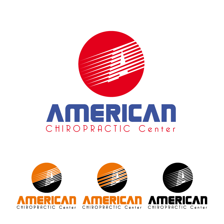 Logo Design by lagalag - Entry No. 165 in the Logo Design Contest Logo Design for American Chiropractic Center.