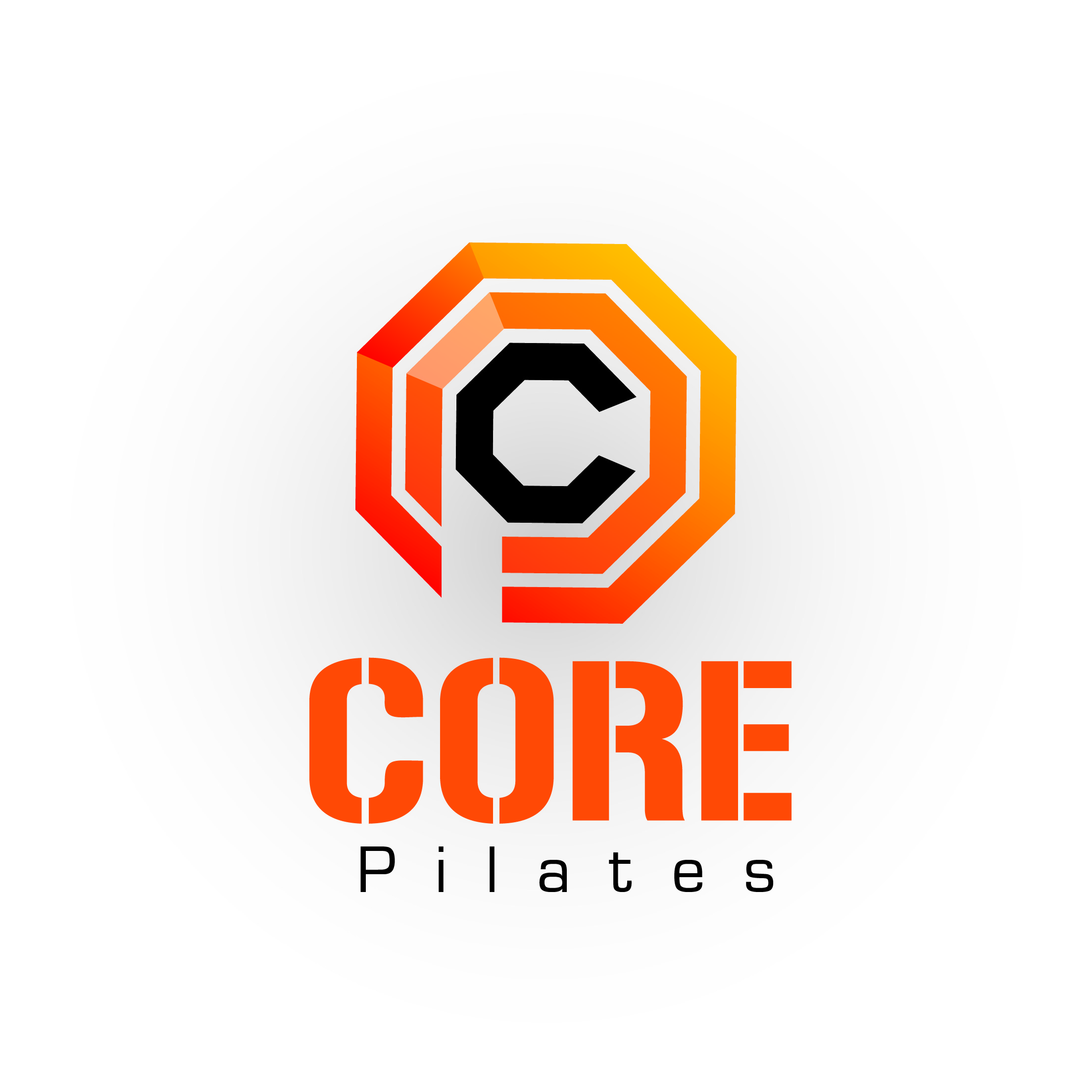 Logo Design by Private User - Entry No. 74 in the Logo Design Contest Core Pilates Logo Design.