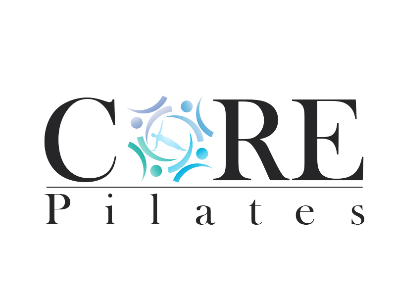 Logo Design by Mythos Designs - Entry No. 81 in the Logo Design Contest Core Pilates Logo Design.
