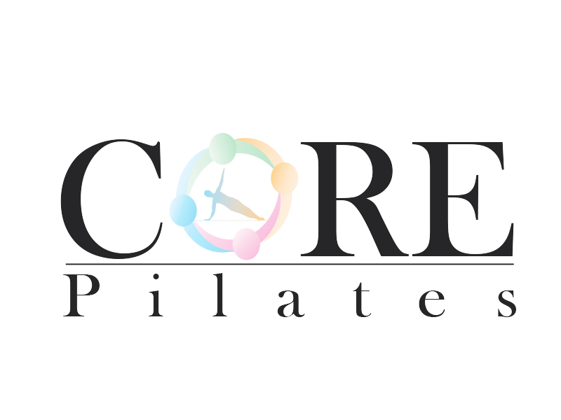 Logo Design by Mythos Designs - Entry No. 82 in the Logo Design Contest Core Pilates Logo Design.