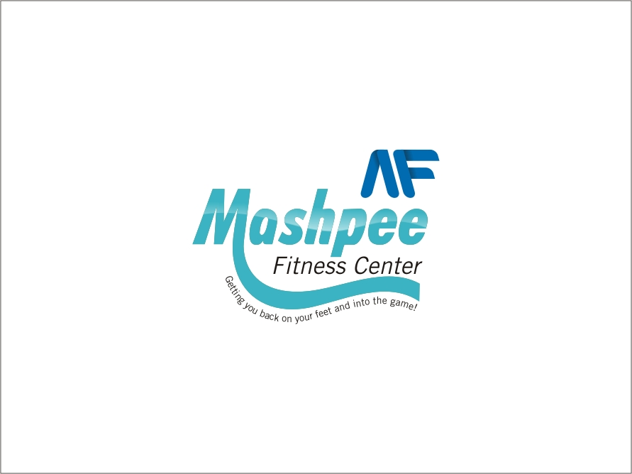 Logo Design by RED HORSE design studio - Entry No. 126 in the Logo Design Contest New Logo Design for Mashpee Fitness Center.