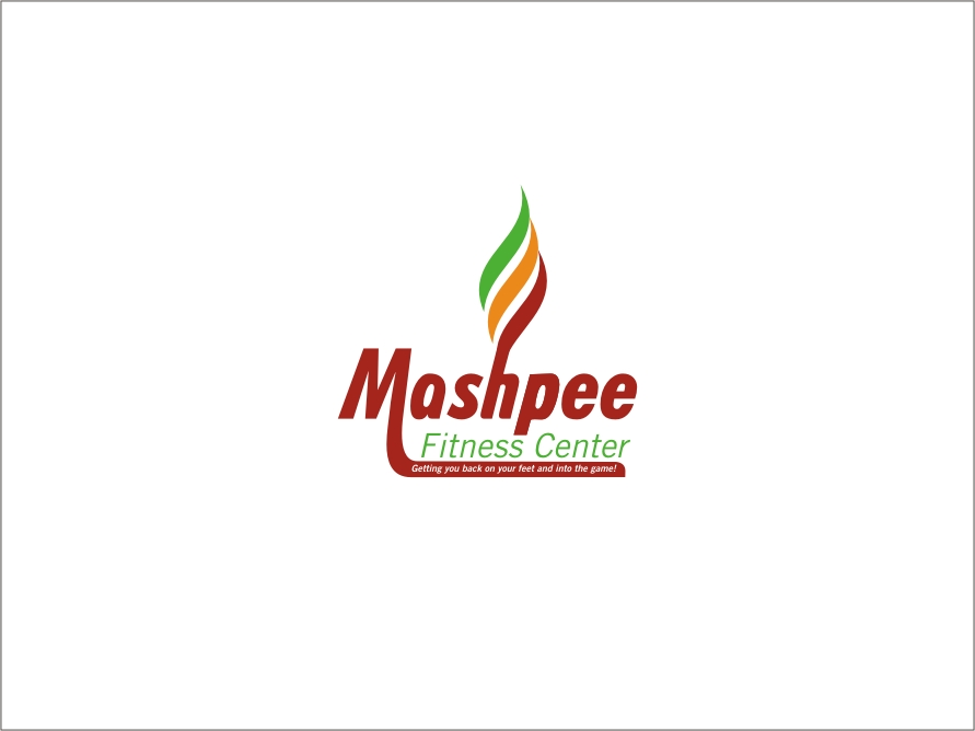 Logo Design by RED HORSE design studio - Entry No. 127 in the Logo Design Contest New Logo Design for Mashpee Fitness Center.