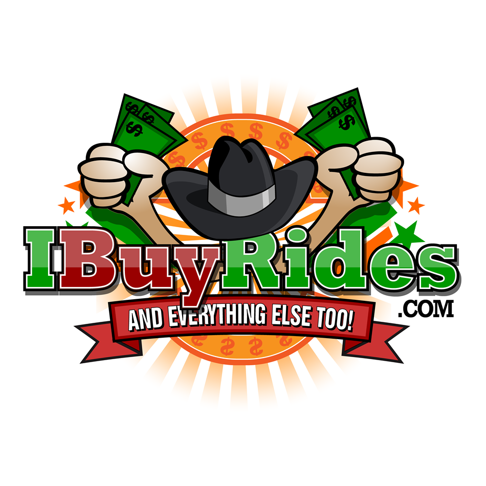 Logo Design by xenowebdev - Entry No. 59 in the Logo Design Contest IBuyRides.com needs a Cool Country Funny Cartoony Logo.